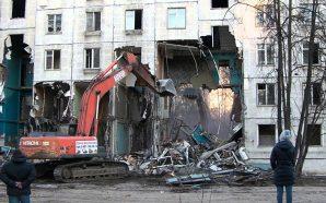 """Уряд готується до реконструкції та зносу """"хрущовок"""""""
