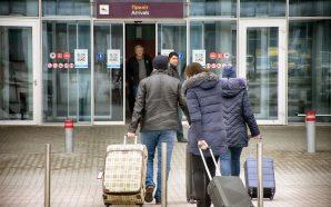 Минулого місяця зросли пасажирські перевезення українських авіакомпаній