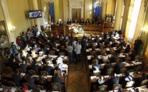 Нове запозичення міста, звіт виконачих органів за 2018 рік та…