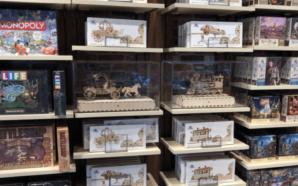 Відтепер українські дерев'яні 3D-пазли можна знайти у магазинах Disney