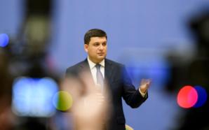 Володимир Гройсман проти «показухи» у боротьбі з корупцією