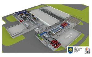 Міністерство екології підтвердило безпечність майбутнього сміттєпереробного заводу уЛьвові