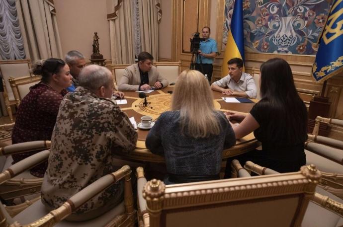 Зеленський пояснив свою ідею з референдумом про мир з Росією