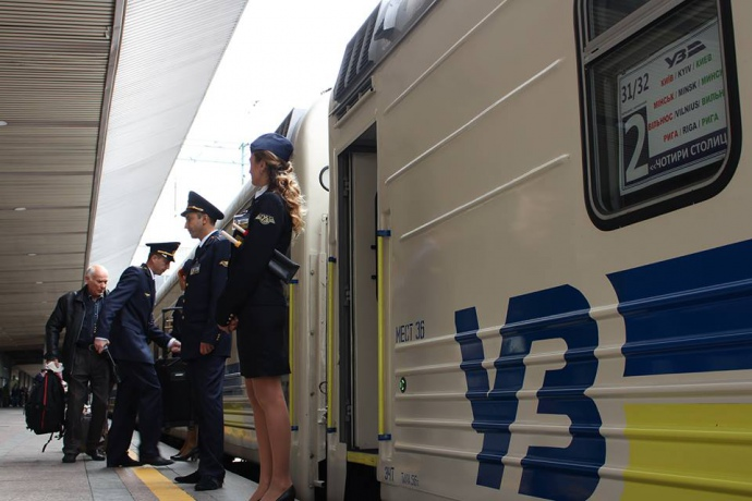 Укрзалізниця хоче підвищити штрафи для «зайців» до 3 тисяч гривень