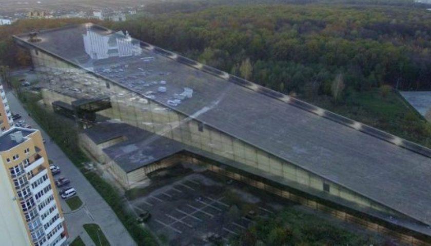 Роман Іванців: У Києві львівський Палац спорту назвали «космічним»