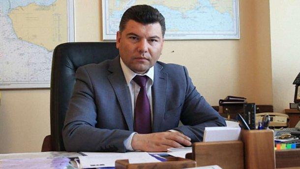 Керівника «Укртрансбезпеки» відсторонили