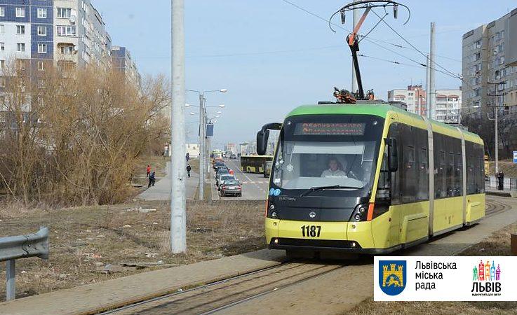 З 1 вересня ЛКП «Львівелектротранс» збільшить кількість тролейбусів та трамваїв…