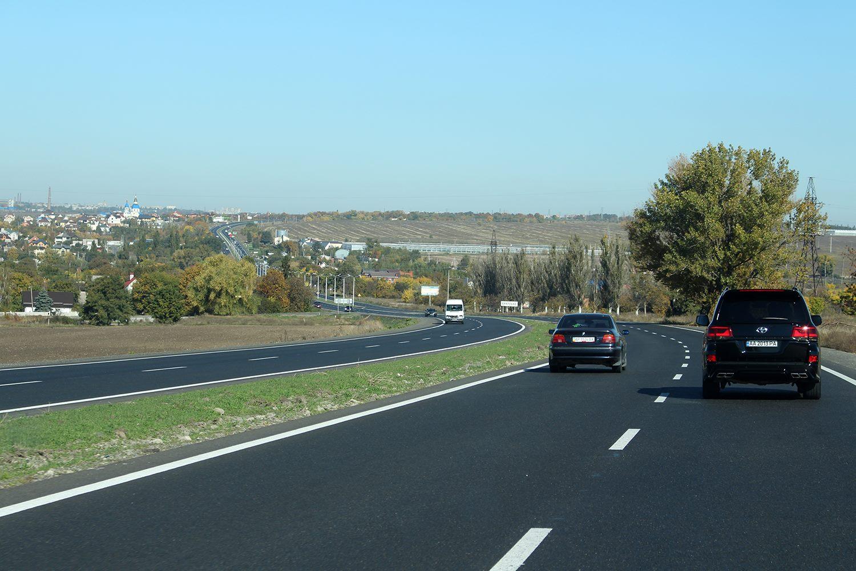 На Львівщині замінять конструкції дорожнього одягу на автомобільних дорогах