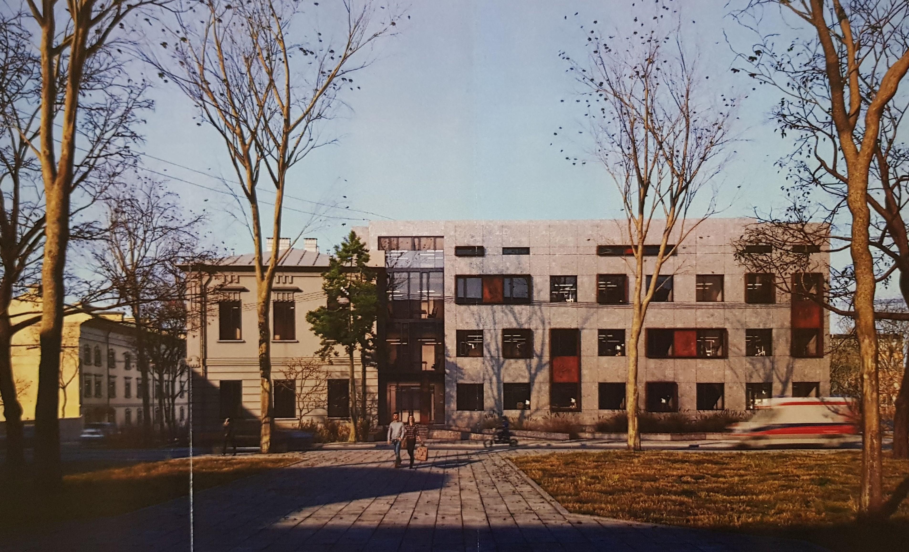 Львівська обласна клінічна лікарня відремонтує неонатальний корпус