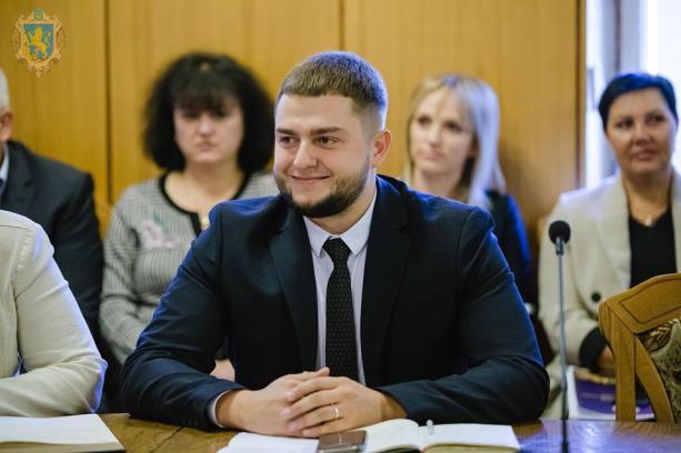 Юрій Холод став новим заступником голови ЛОДА