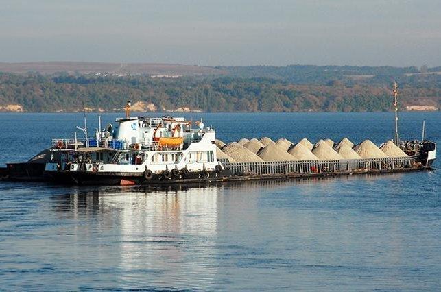 Перші річкові перевезення з Білорусі можливі з 2020 року