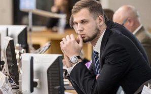 Прем'єр-міністр Олексій Гончарук представив нового Голову Держгеокадастру