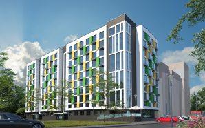 На Угорській збудують новий житловий будинок