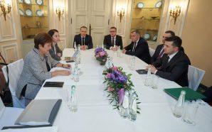 Зеленський обговорив з директором МВФ судову реформу і законопроект про…