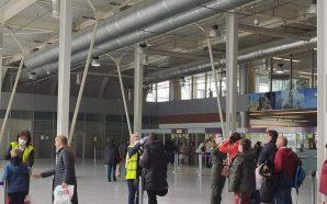 В аеропорту «Львів» запровадили особливий режим