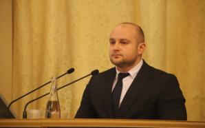 Віктора Кусого призначили начальником управління майном спільної власності обласної ради